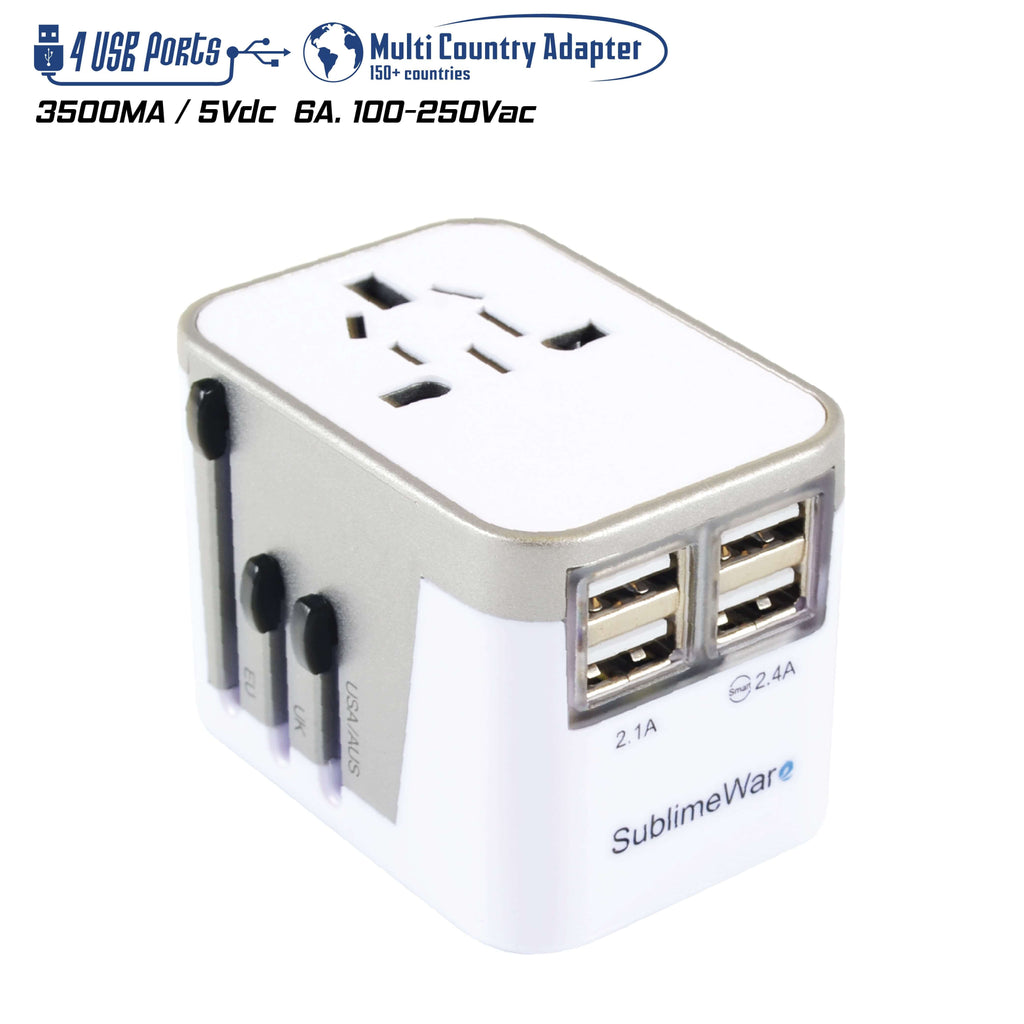 Travel adapter for Mexico