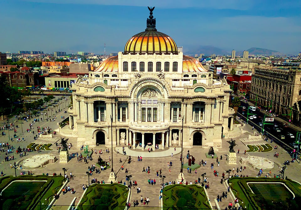 Take a USB travel adapter when you visit Mexico City