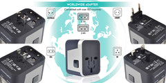 Travel adapter for Italy