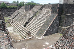 Templo Mayor in Mexico City