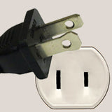 Type A plug in Mexico