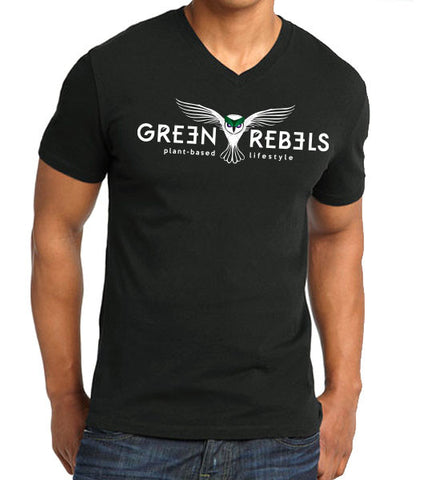 Green Rebels Mens Tee-Shirts