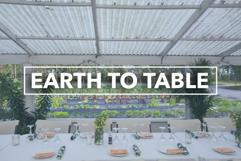 Earth to Table Event