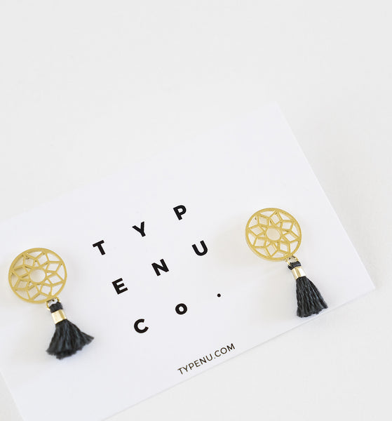 Mini Dream Catcher Earrings - TYPENU Co - 3