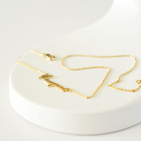 New York Necklace - TYPENU Co - 2
