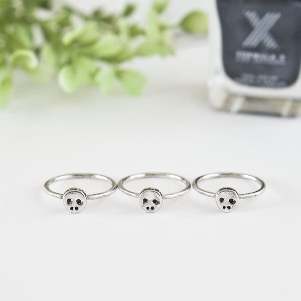 Cute Cartoon Skull Ring - TYPENU Co - 1