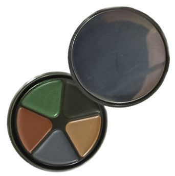 Camo Facepaint (5 colour)