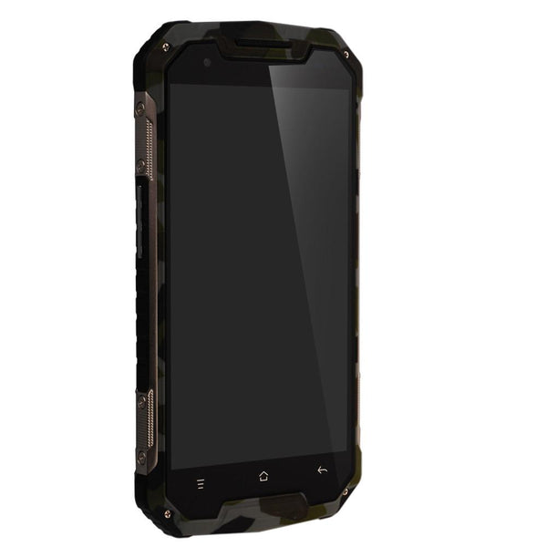 Military Specification Dual SIM Rugged Smartphone - Shockproof, Scratchproof, Dust and Water Resistant