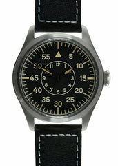 MWC Classic 46mm Limited Edition XL Luftwaffe Pattern Military Aviators Watch (Retro Dial Version) Ex Display Watch from a Trade Show