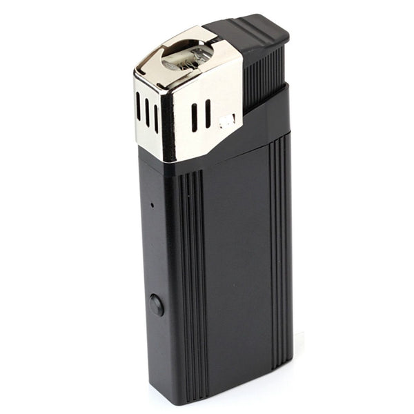 Professional Multifunction HD Surveillance Camera Concealed in a Electronic Lighter