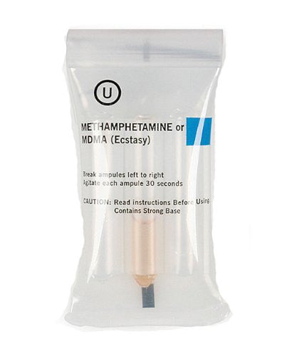 Drug Test Kit - U Methamphetamine (Box of 10)