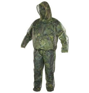English Woodland Camouflage Surveillance Suit