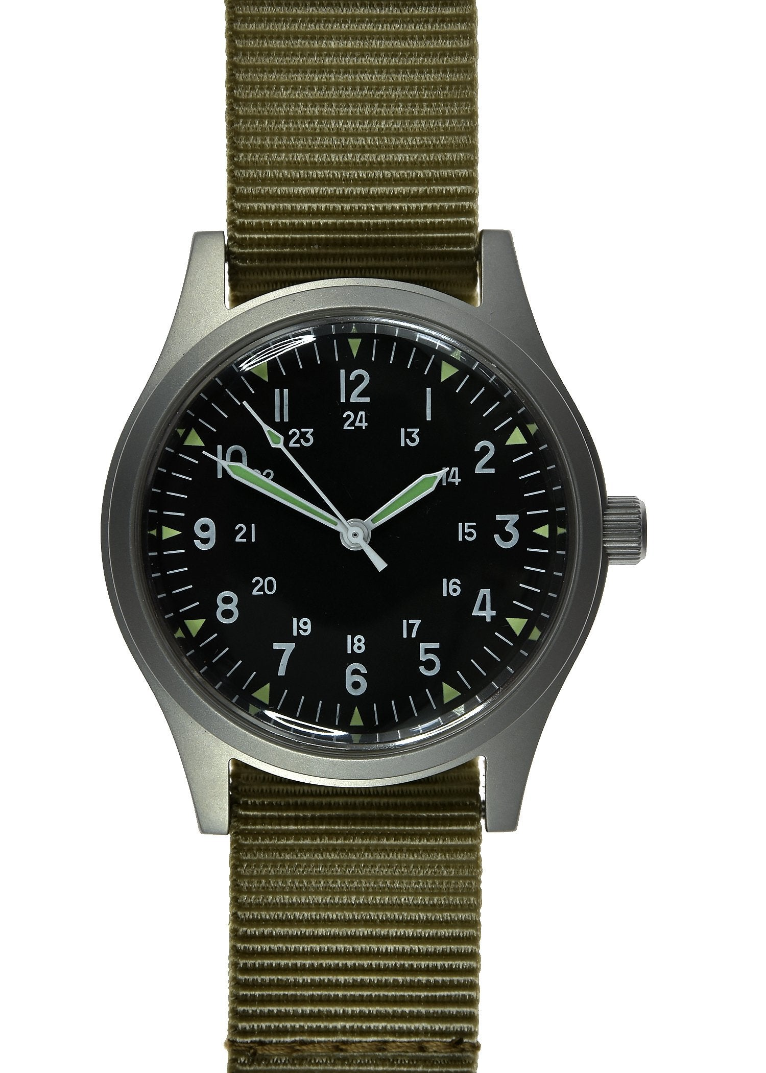 GG-W-113 US 1960s Pattern Military Watch (Automatic)