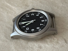 MWC 1996-2002 Pattern 200m PVD Quartz Military Watch - Crown Needs Attention