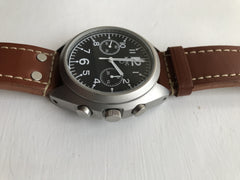 MWC Ltd Edition NATO Pattern Mechanical Military Chronograph (Needs Attention)