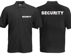 Security Staff Polo Shirt