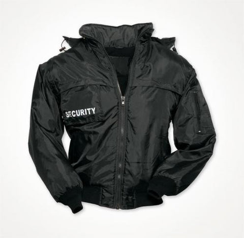 Security Staff Polyester Jacket