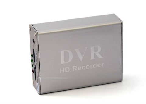 Compact Surveillance Video Recorder for use with CCTV Monitoring Systems