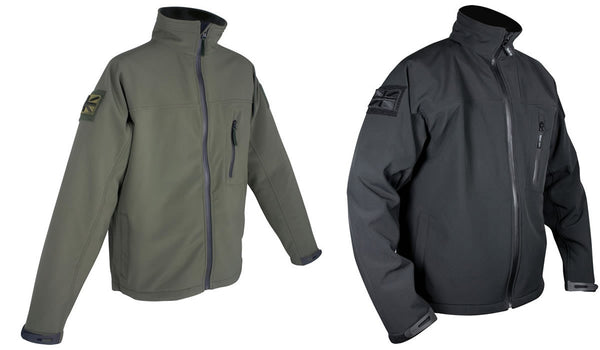 Olive Tactical Soft Shell Jacket