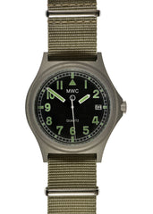 MWC G10 100m Water resistant Military Watch in Stainless Steel Case (Contract Surplus) Brand New Ex Display Watch