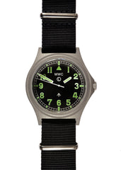 MWC G10 300m / 1000ft Water resistant Stainless Steel Military Watch with Sapphire Crystal (Non Date) - Brand New Contract Surplus Watches