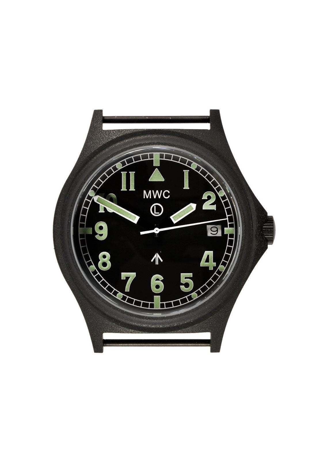 MWC G10 300m / 1000ft Water resistant Military Watch in PVD Steel Case with Sapphire Crystal (Dated) - Ex Display Watch