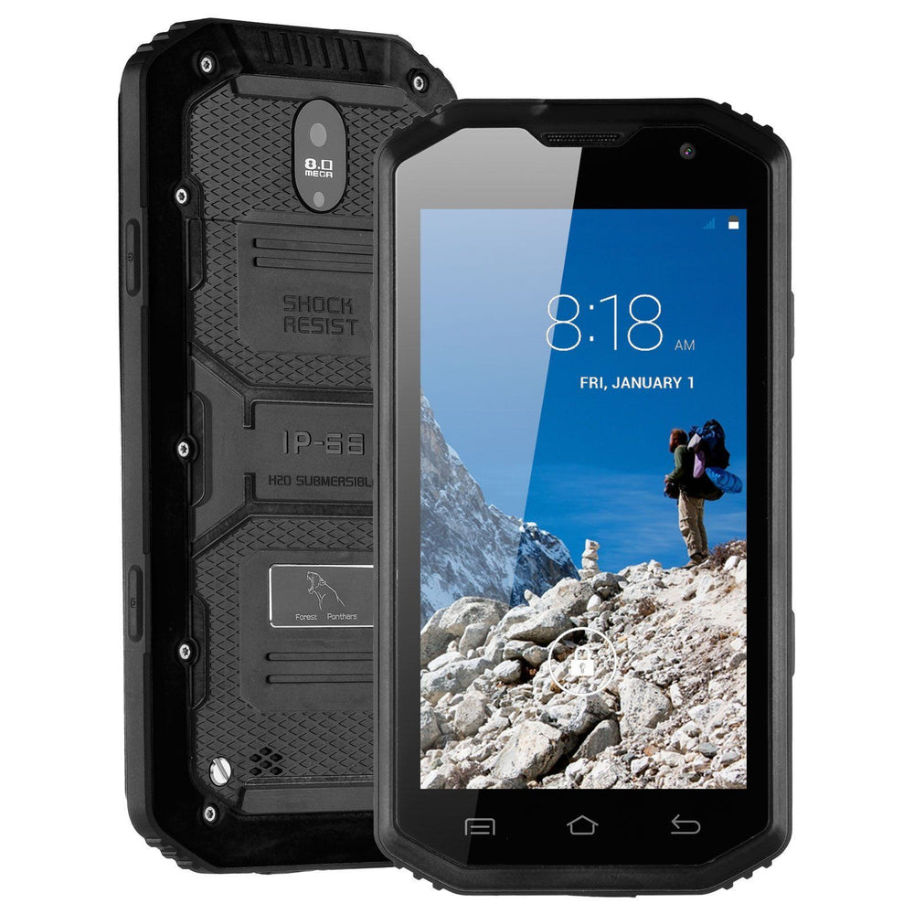 Military / Police Specification Heavy Duty Waterproof Smartphone