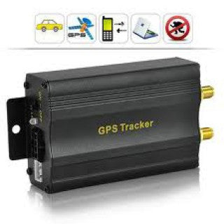 GPS Vehicle Tracking System Operates on Cellular GSM Frequencies