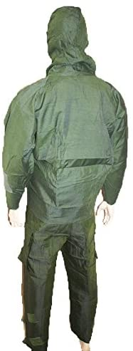 Unused and Unissued - Size Small/Medium (170/100)  - British Army NBC Suit MK3 Vacum Sealed (Olive/Woodland Green)