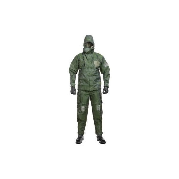 British Army NBC Suit MK4 Vacuum Sealed (Olive)