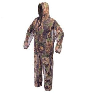 Oak Pattern Lightweight Camo Surveillance Suit