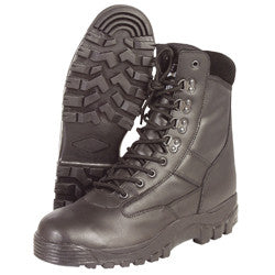 All Leather Security / Police Boots