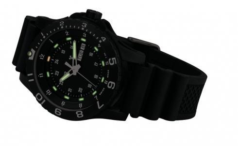 Traser P6600 Type 6 MIL-G GTLS Military Watch
