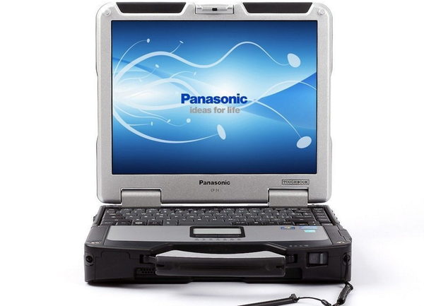 Panasonic Toughbook CF-31 (Toughbook CF-31 Series) Rugged Military Computer