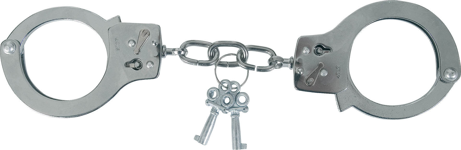 Standard Handcuffs For Police or Security Applications