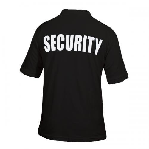 Security Operative Polo Shirt Reduced to Clear XL and XXL Only Remaining