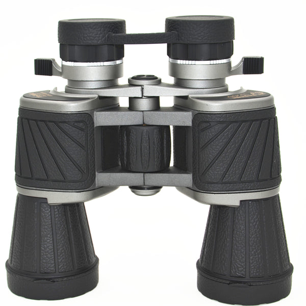 BAIGISH CC10X50 BAK4 Binoculars Telescope High quality Hd wide-angle Central Portable Low light level Night Vision Not Infrared