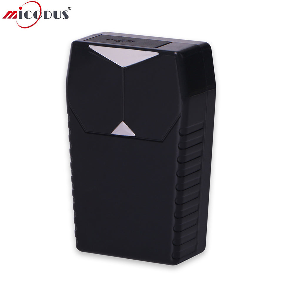 Personal GPS Tracker 3300mAh Battery Strong Magnet Voice surveillance Spy Car Tracking Locator AGPS MK9 GSM Alarm Free Web APP