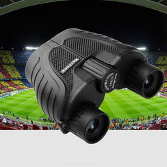 10 x 25 Compact Mini Binoculars / High Power Russian Military Specification and Waterproof