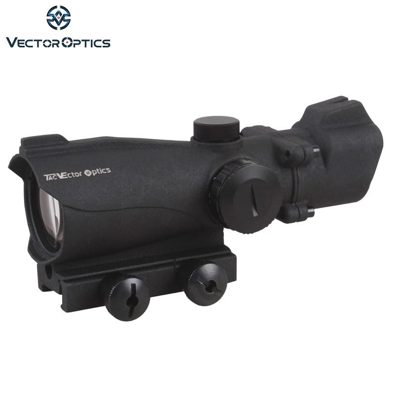 Vector Optics Tactical Condor 2x42 Green Red Dot Scope Weapon Sight