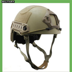 US Army Kevlar NIJ IIIA Tactical FAST Bulletproof Helmet Ballistic Helmet for Hunting Shooting