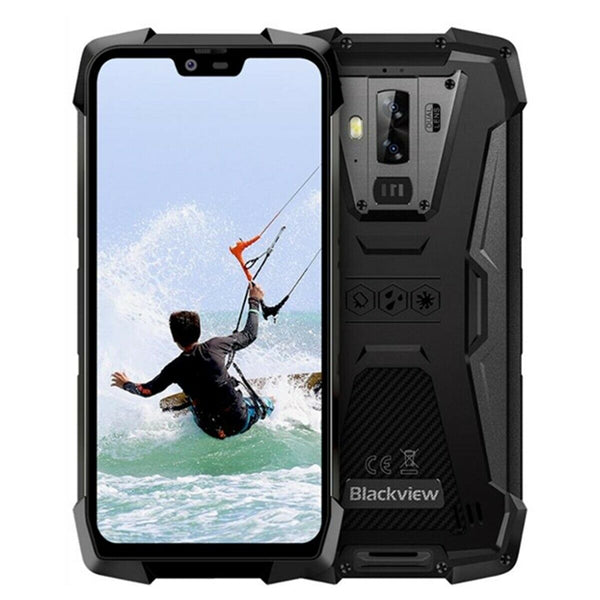 Blackview BV9700 Pro Rugged Military Grade Cellphone - As New with Minimal Usage (Previously belonged to an Airport Security Company)