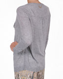 Touché, Lipped Open Front Cardigan, Women's Casual & Loungewear