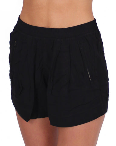 Touché, Loki Casual Shorts, Ladies Beach & Loungewear