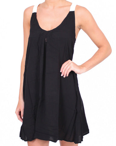 Touché, Bows Summer Dress, Womens Beach & Loungewear