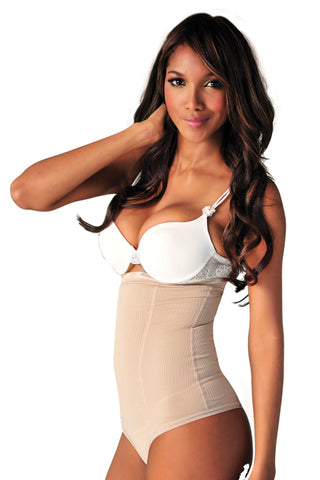 Co'Coon Marine Algae Strapless Tanga,, Womens Shapewear