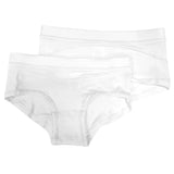 Formas Intimas 21632 Nenitas Girl's Brief 2-Pack, White