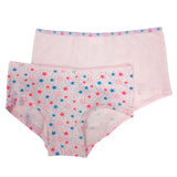 Formas Intimas 21633 Nenitas Girl's Brief 2-Pack, Pink