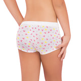 Formas Intimas 21650 Nenitas Girls Brief 2-Pack, White/Yellow
