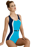Kelinda Tiphaine Contemporary One Piece Shaping Swimsuit, Ladies Swimwear
